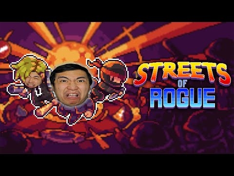 Most Fun Tutorial I Enjoyed Streets of Rogue Part 1 |