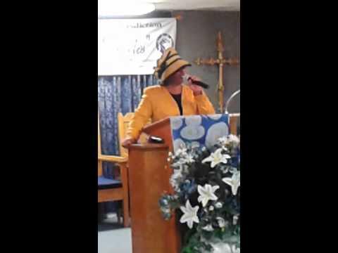 Prophetess Ruth Davis 2015