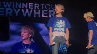 180923 WINNER - LUXURY(??) + Talk_Encore_EVERYWHERE TOUR in Taipei