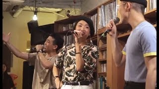 TOKYO CRITTERS 4th EP 『SPICE』 RELEASE PARTY ver. 次のライブは   12/16 shibuya Home