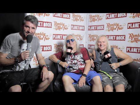Uriah Heep Interview | Ramblin' Man Fair 2016