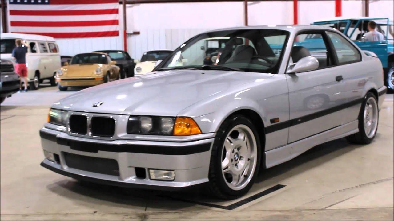 1995 BMW M3 Silver - YouTube