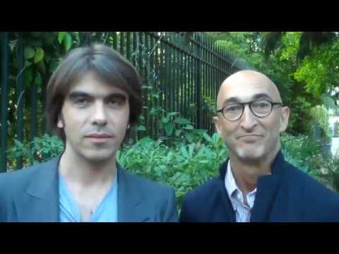 Olivier Lalanne and Pierre Hardy