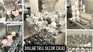 Holiday Entryway Table Home Decor Ideas