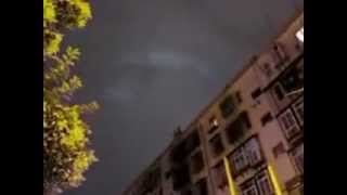 shenlong raquaza spotted in the sky at xian china real life 100 real flying dragon in the clouds