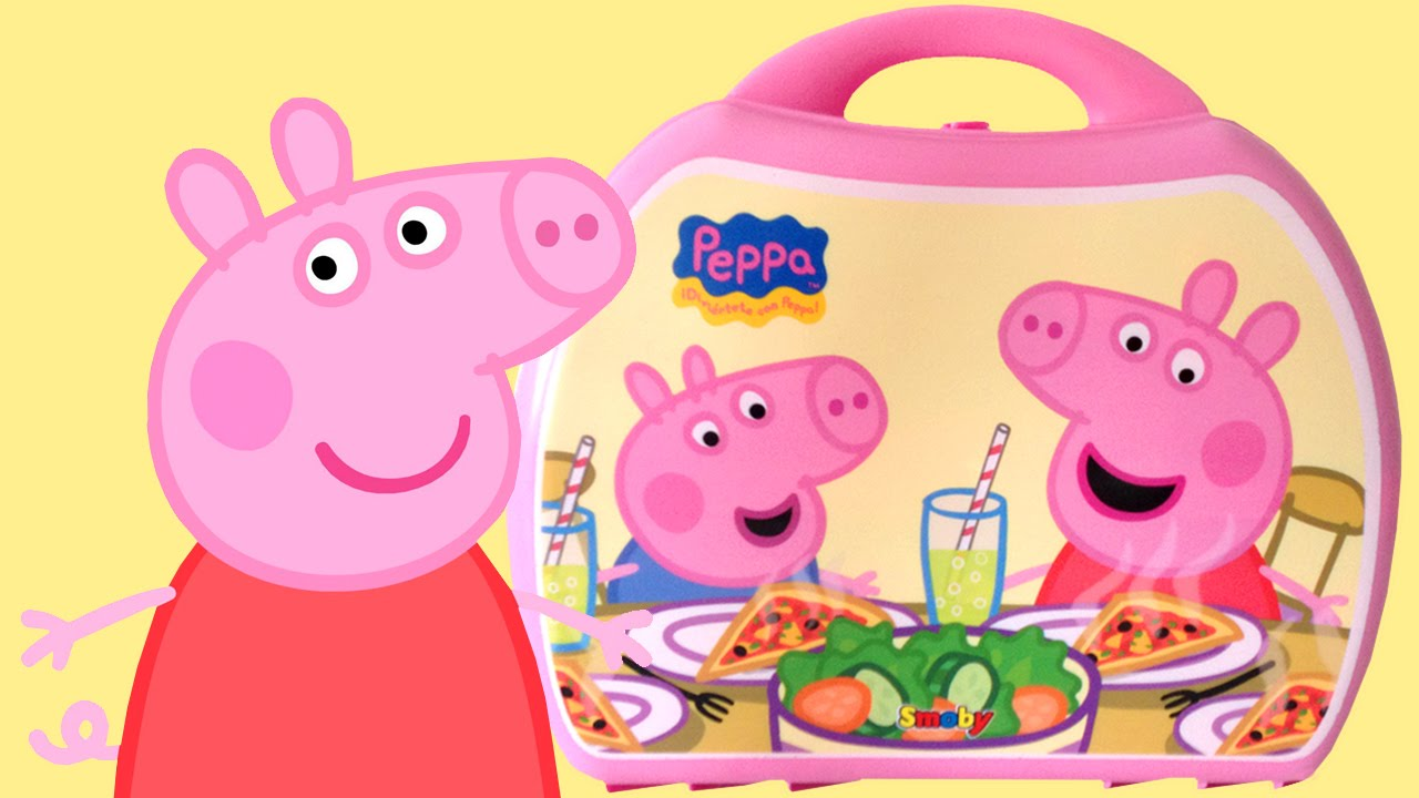 Peppa Pig Invites was Lovely Design To Create Lovely Invitation Template