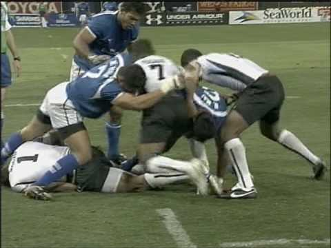 IRB Sevens Classic Finals: Fiji v Samoa, USA 2007