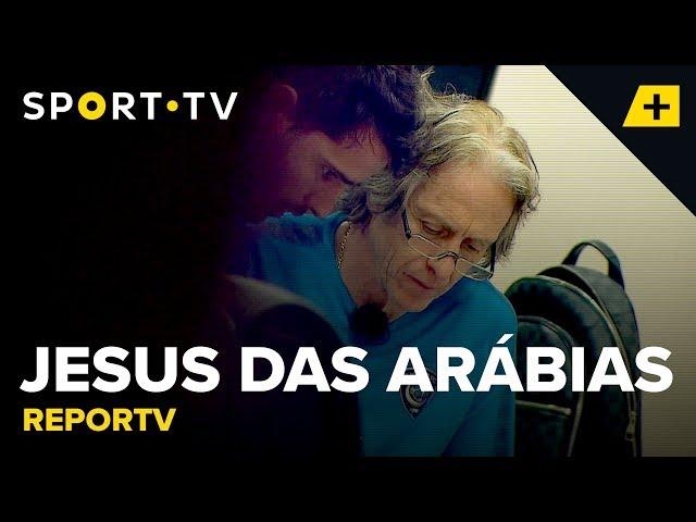 REPORTV - Jesus das Arábias