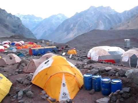 Aconcagua Base Camp with KE Adventure Travel
