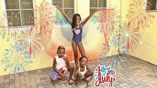 We Had The Best 4th Of July Party- Vlog