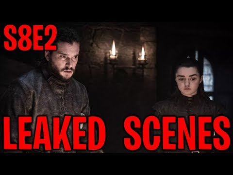 Season 8 Episode 2 Leaked Scenes ! | Game of Thrones Season 8 Episode 2