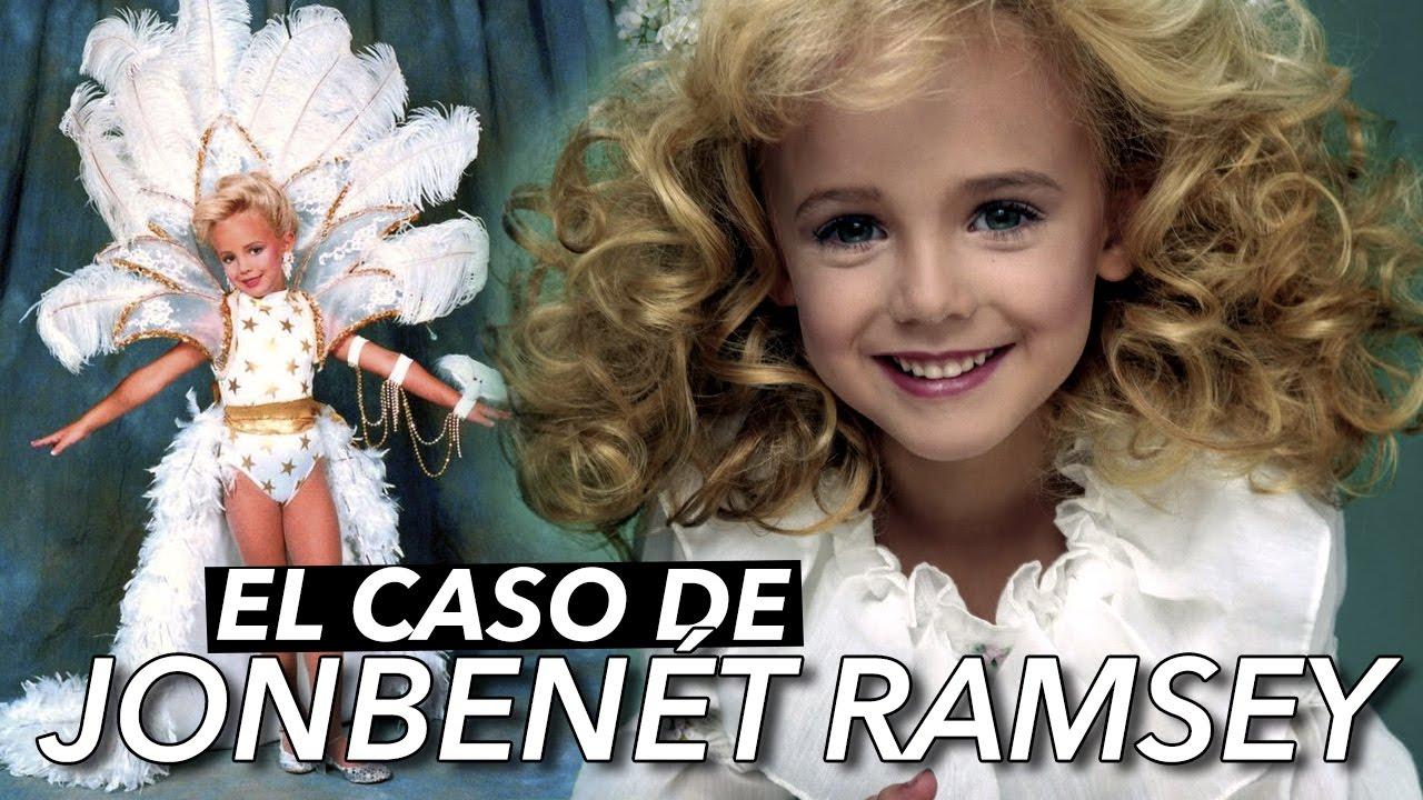 TODO sobre el MISTERIOSO caso de JONBENÉT RAMSEY