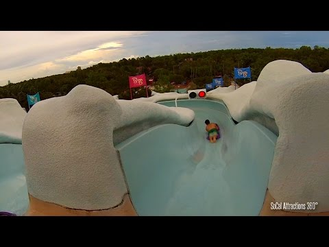[HD] Snow Stormers Water Slide POV - Disney's Blizzard Beach