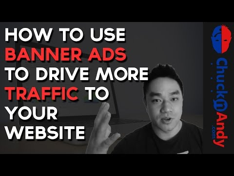 Media Buying Tutorial 2016 - How to Use Banner Ads to Drive