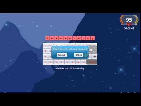 Game trí tuệ Đường lên đỉnh Olympia trên Android