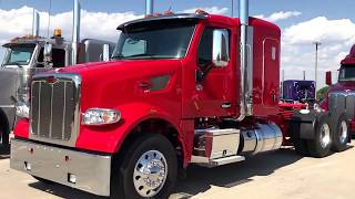 2019 Peterbilt 567 - 18 speed Automatic!