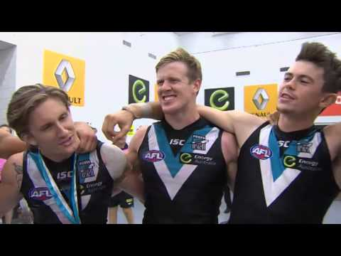 Port Adelaide team song - Showdown, 2014