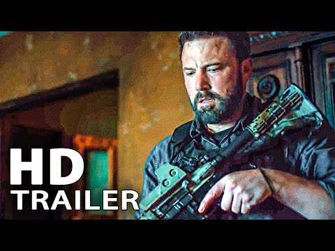 TRIPLE FRONTIER Trailer Deutsch German (2019)