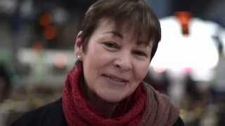 A personal message from Caroline Lucas MP to members and supporters of Eastbourne Green Party HD