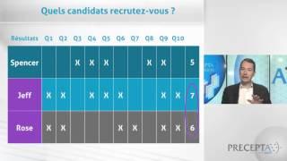 Jérôme Barthélemy, Xerfi Canal Comment être sûr de recruter le « bon » candidat ?