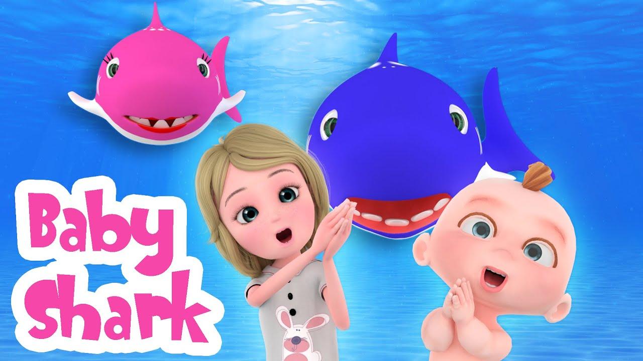 BABY SHARK | Nursery Rhyme For Kid & Baby - YouTube