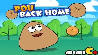 Pou Back Home Walkthrough All Level