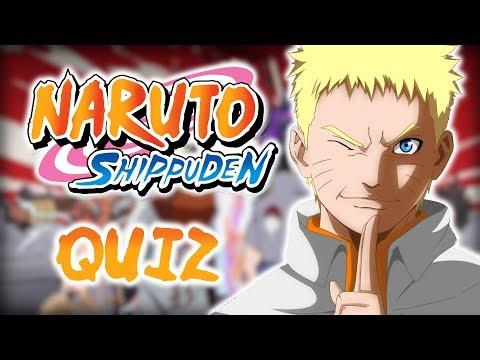 Can you guess all Naruto Characters ? [Naruto Character Quiz]