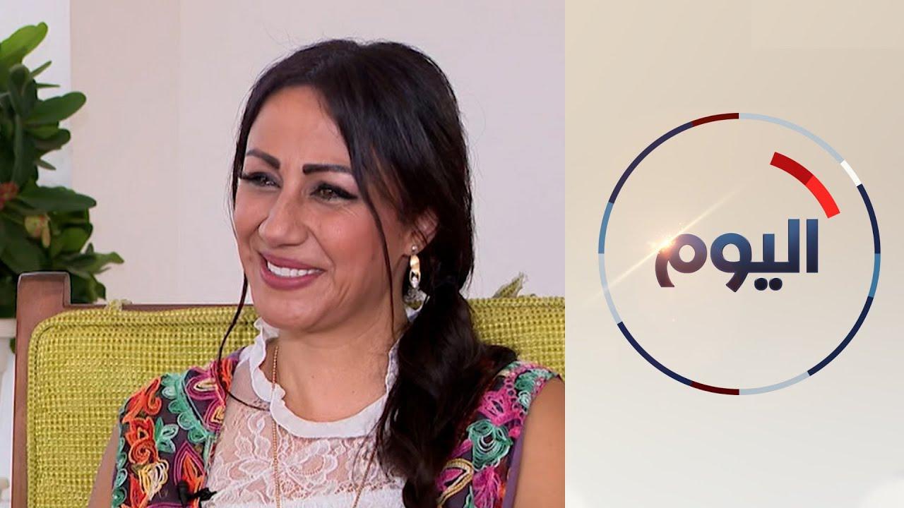 الممثلة الأردنية أريج دبابنة تعيش صخب المسرح بشغف مستمر