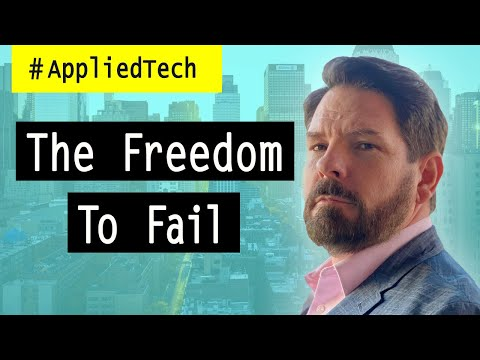 The Freedom to Fail  | John Baird of Vouched