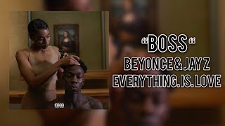 Beyonce & Jay Z - Boss (Audio) from EVERYTHING IS LOVE | @kingdreshon REACTION