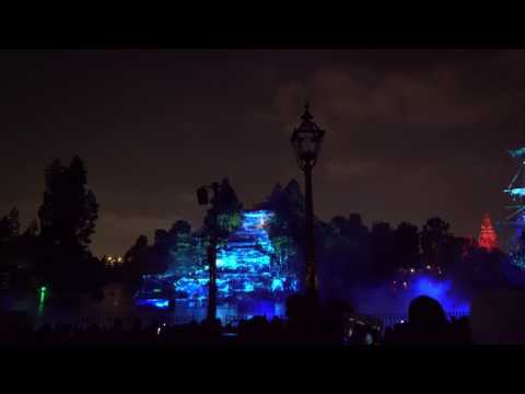 Disneyland's Fantasmic!2.0 Wide Angle 4K
