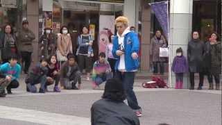 ふくしま再興祭りダンス企画「ふく・すまサプライズ!」 はむつんサーブ...