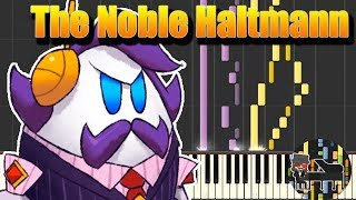 🎵 Haltmann Works Elite Management - Kirby: Planet Robobot [Piano Tutorial] (Synthesia) HD Cover
