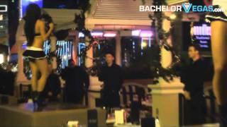 Chateau Nightclub Las Vegas right before doors open by BachelorVegas.com