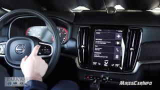 How to Use Climate Control in New Volvo