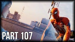 Marvel's Spider-Man - 100% Walkthrough Part 107 [PS4 Pro] – Trust Issues [Silver Lining DLC]