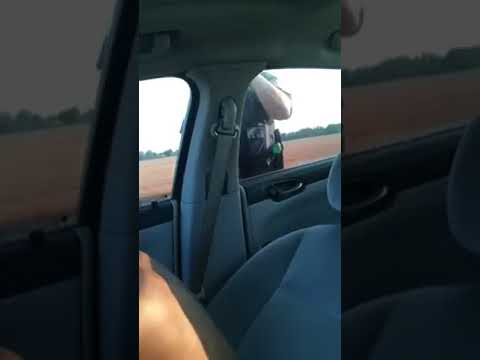 Sovereign Citizen Traveler Prays and Prays -- Arrested Anyho