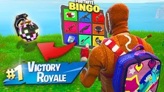 *NEU* BINGO MODUS in FORTNITE !