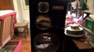 YAMAHA NS-1000 MONITOR inside