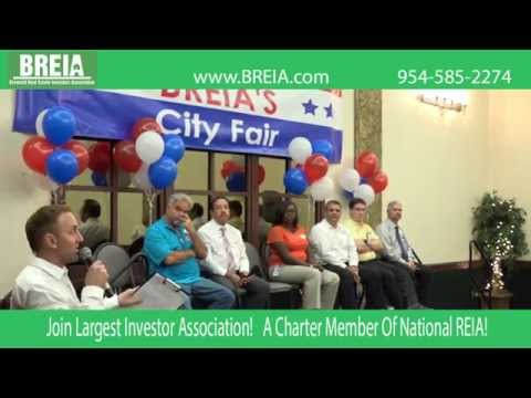 BREIA Meeting for July 2015 - Part 2: City Fair - Code Violations And Liens