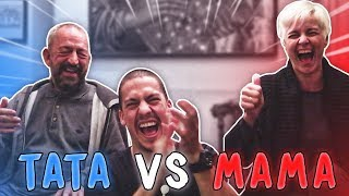 MAMA vs TATA - KADA SAM PRVI PUT...