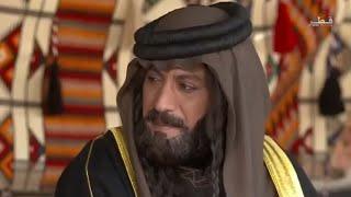 فزعة خلف بن دعيجا لضيفه | ياسر المصري