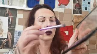 макияж яркий как приклеить ресницы тюнингуюсьсгоар кажется я научилась их клеить карантин