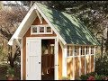 7x14 Backyard Shed Plans & Blueprints For Crafting A Sturdy Garden Shed