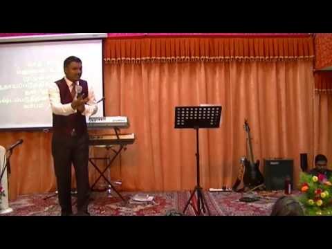 Tamil Sermon on Body Soul & Spirit - Pastor John - EMC