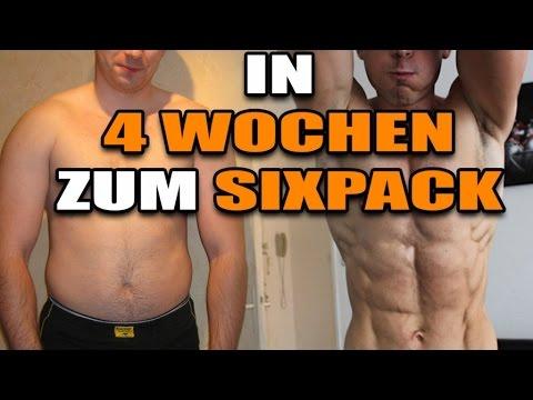 In 4 Wochen Zum Sixpack So Geht Es Ein Reboot Youtube