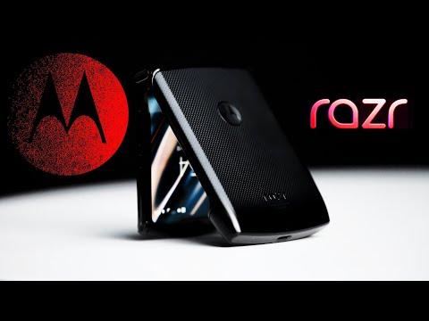 The Motorola Razr is BACK (Hands-on!)