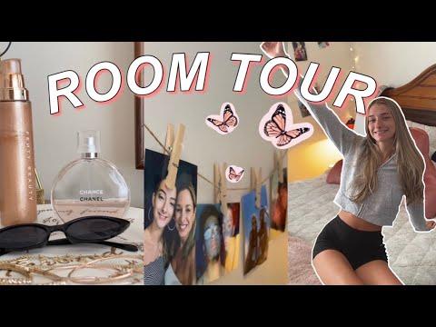 ROOM TOUR 2020 *aesthetic & cozy* - YouTube