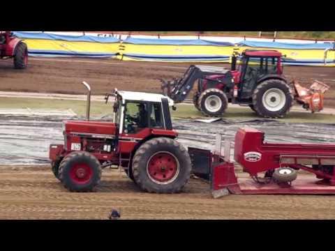 Traktorpulling Målilla 2017 Del 3