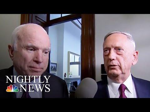 Was There A 'Massive Intelligence Failure' In Niger Ambush?   NBC Nightly News
